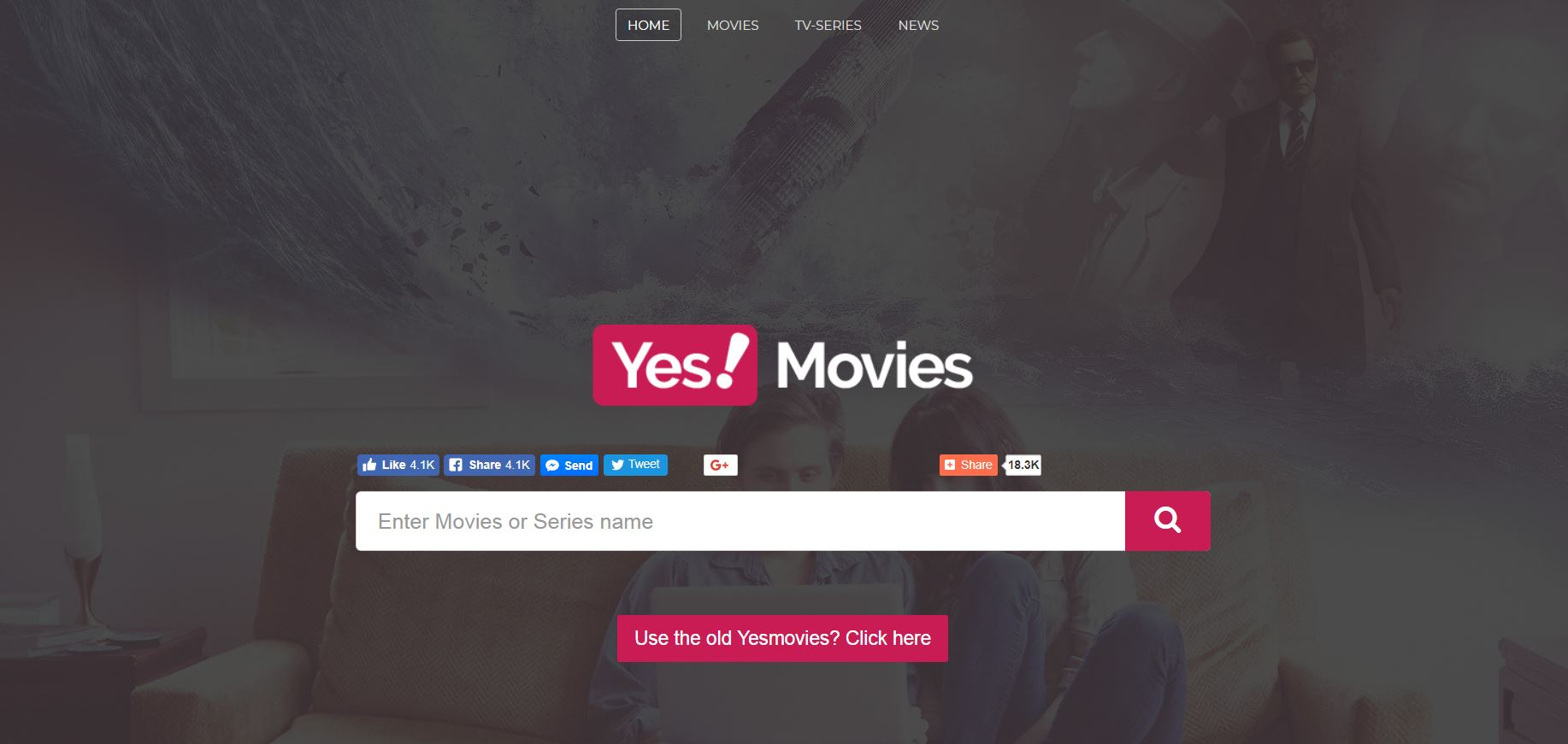 Yes movies streaming website